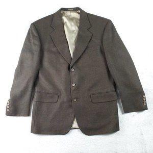 Vintage Oscar De La Renta Blazer Jacket 41R